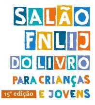 Logo do Salão FNLIJ do Livro Infantil e Juvenil