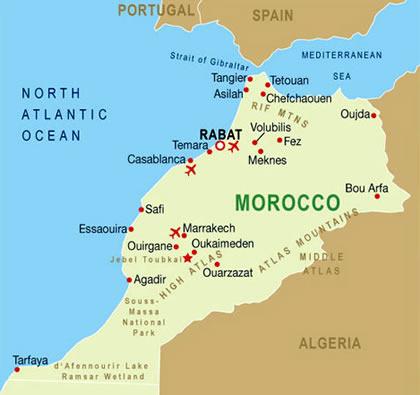 The Contemporary History Morocco