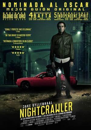 Poster Nightcrawler 2014