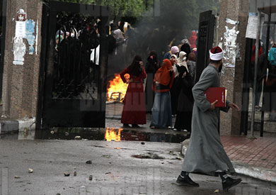 اعترافات طالب أزهري بمؤامرة تخريب الأزهر