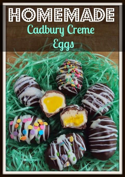 Cadbury-creme-cream-eggs=Easter-Homemade