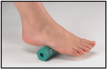 High arches pain in ankles