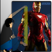 What is Iron Man (Anthony Stark) height?