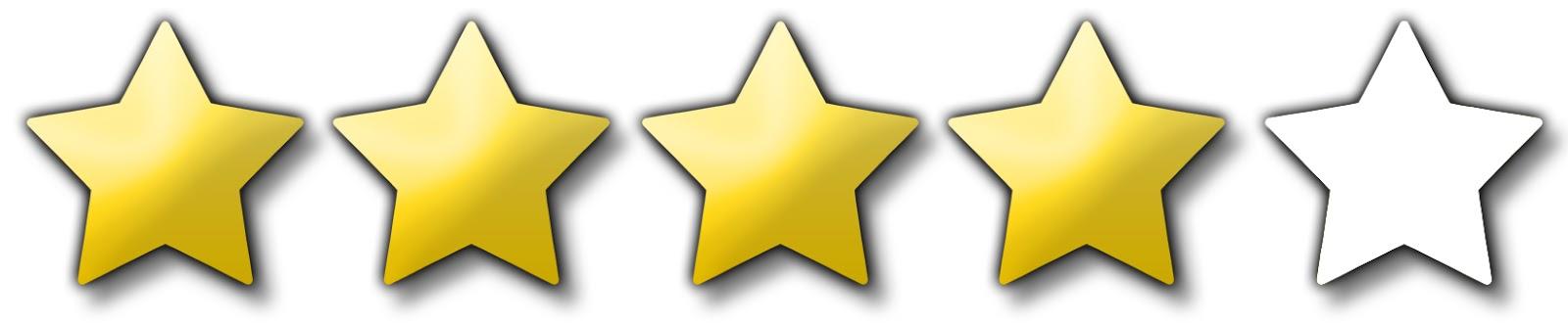 books 5 asterisk reviews