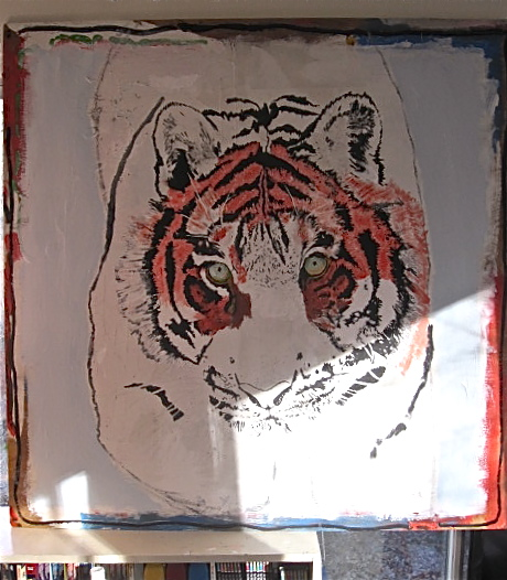 boonfellow hello tiger. Black Bedroom Furniture Sets. Home Design Ideas