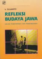 toko buku rahma: buku REFLEKSI BUDAYA JAWA, pengarang sujamto, penerbit dahara prize