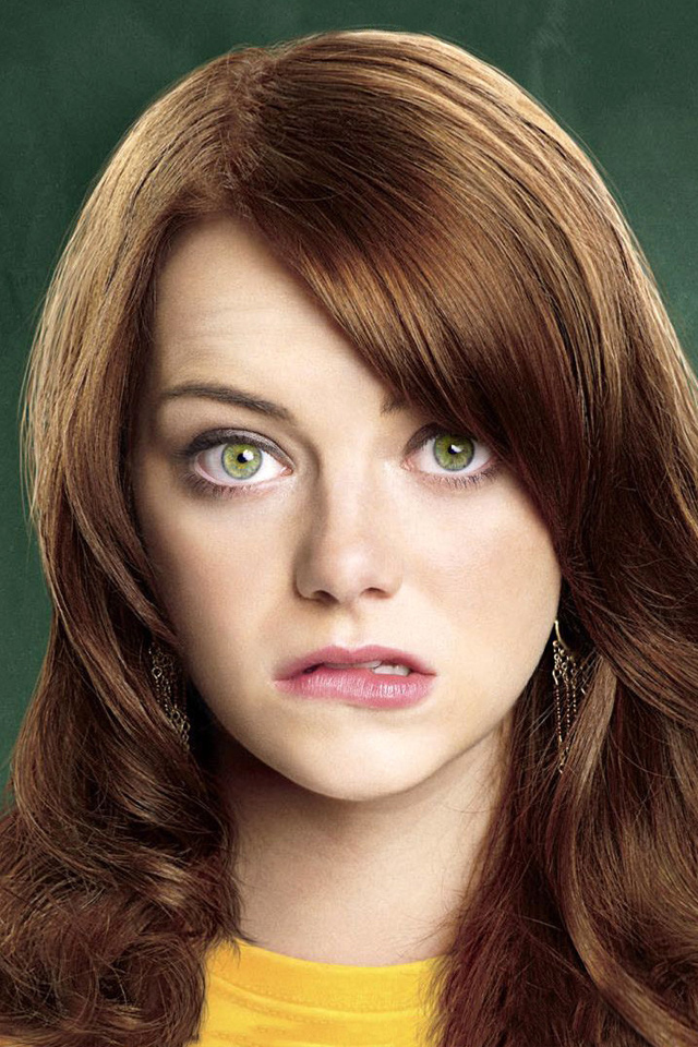 Hd Iphone Wallpapers Free Emma Stone Free