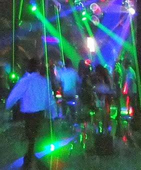 Myanmar nightlife in Yangon