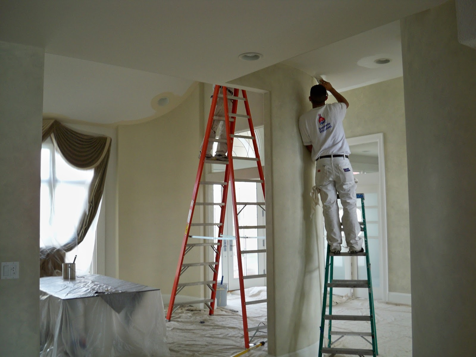 professional painters believe it or not going to painting school. Black Bedroom Furniture Sets. Home Design Ideas