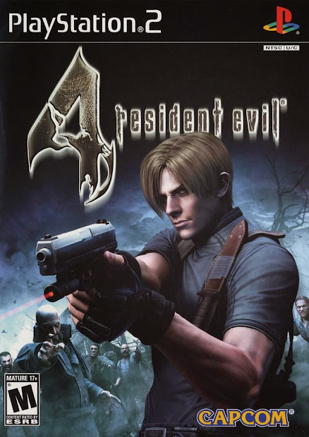 Download Resident Evil 4 ISO PS2 Highly Compressed