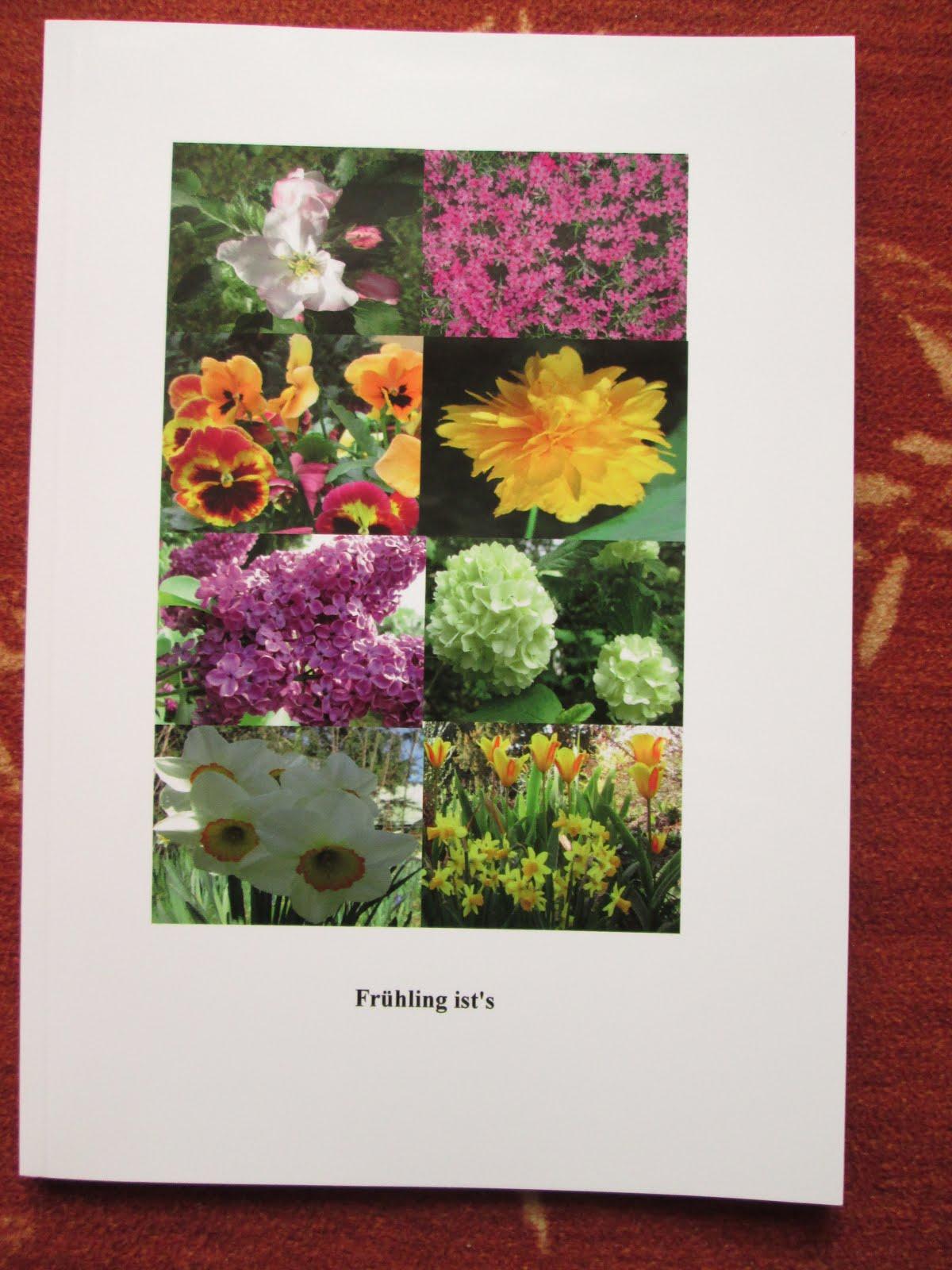 Ein Büchlein - dem Frühling zugedacht