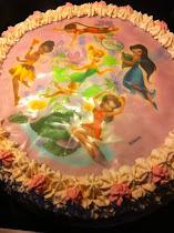 Tårta till en 5 åring