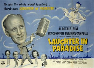 """Laughter in Paradise"" (1951)"