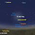 Quan sát hành tinh Thổ trên bầu trời trước bình minh ngày 10/1