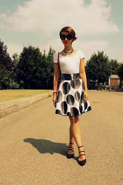 50's skirt