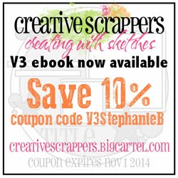 Creating with Sketches - Save 10% using Code V3StephanieB
