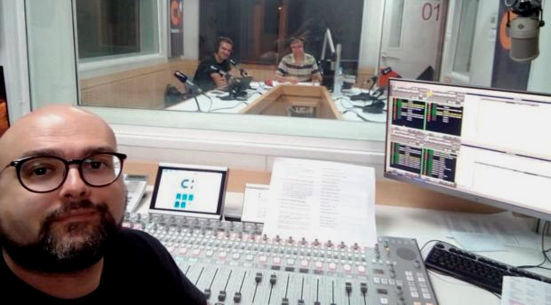 LA RADIO Y LOS INCENDIOS EN CANARIAS
