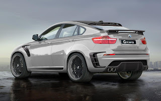BMW X6 Typhoon RS by G Power