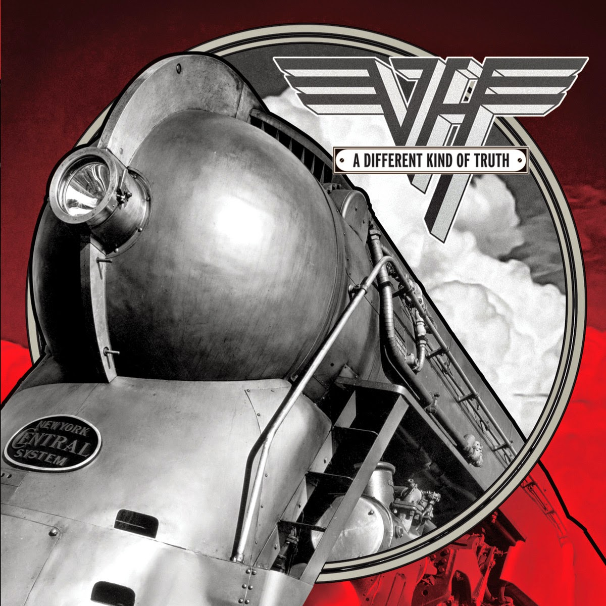 Van Halen - A Different Kind of Truth (Deluxe Version) Cover