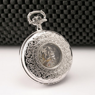 Open Face Pocket Watches