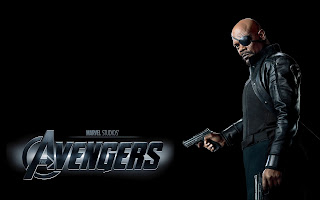 The Avengers Nic Fury Samuel L Jackson HD Wallpaper