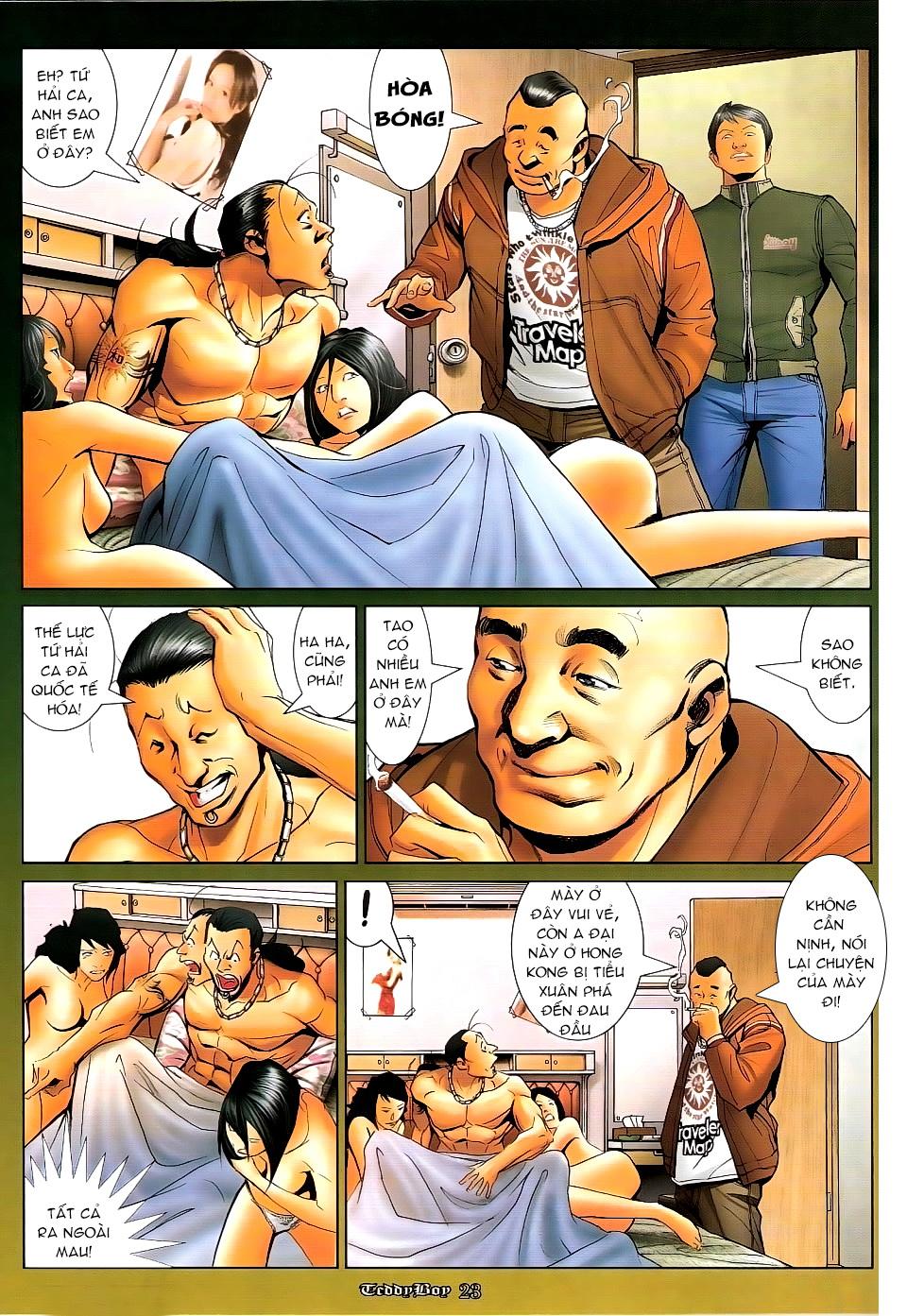Người Trong Giang Hồ Chap 1150 - Truyen.Chap.VN
