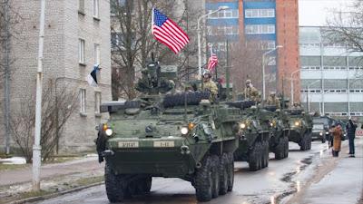 OTAN utiliza su potencia nuclear en maniobras junto a Rusia