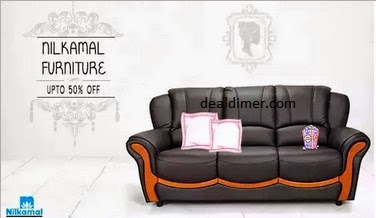 Nilkamal Furniture Upto 40% off + Extra 50% Cashback – PayTm