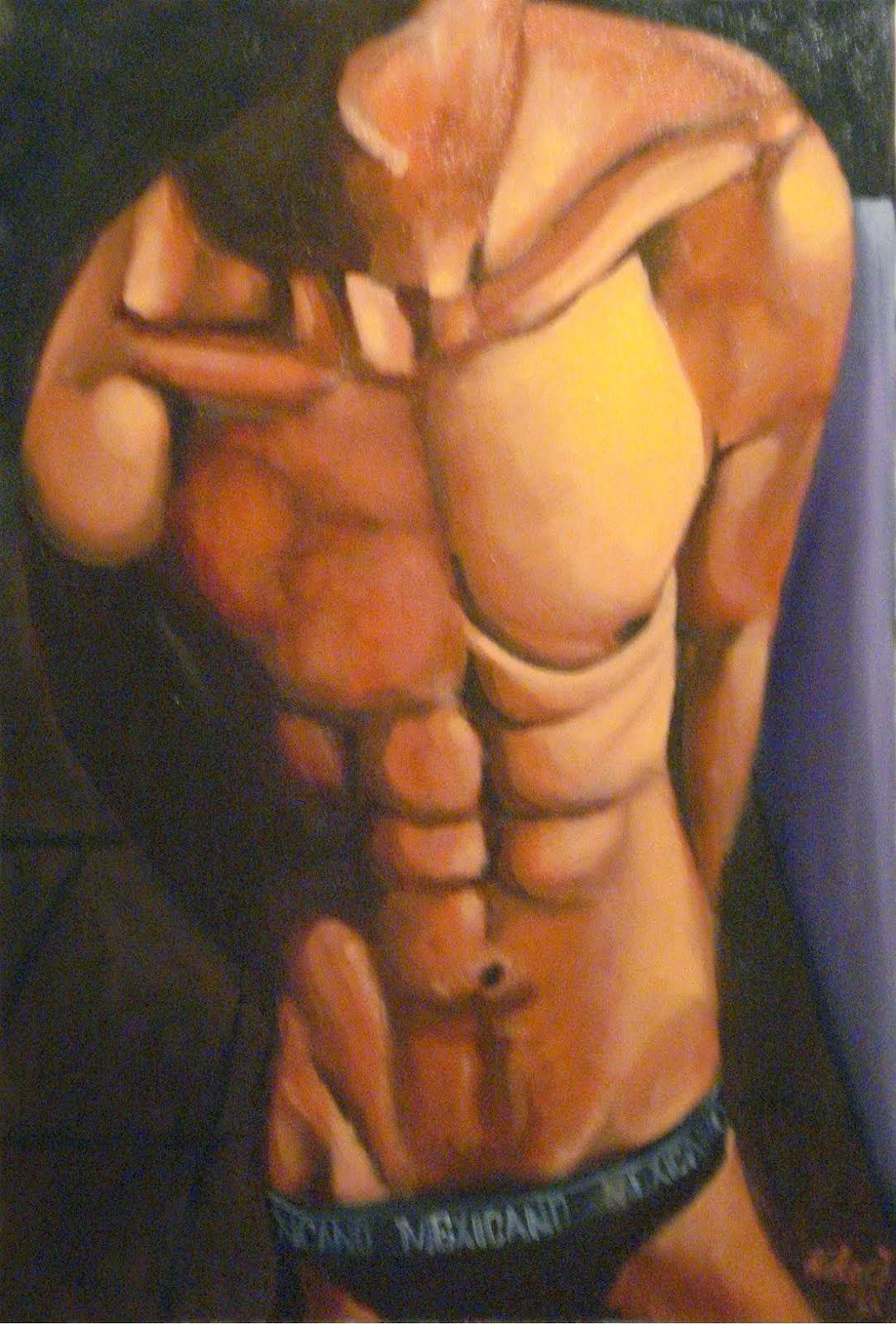Ensayo sobre desnudo masculino II