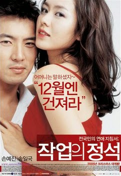 The Art Of Seduction 2005 poster