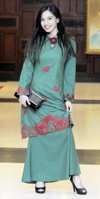 Haliza Misbun Sedia Berkahwin