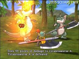Free Download Games Dragon Quest VIII Journey Of The Cursed King PS2 ISO