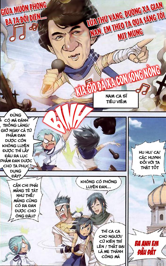 Đấu Phá Thương Khung chap 61 page 4 - IZTruyenTranh.com