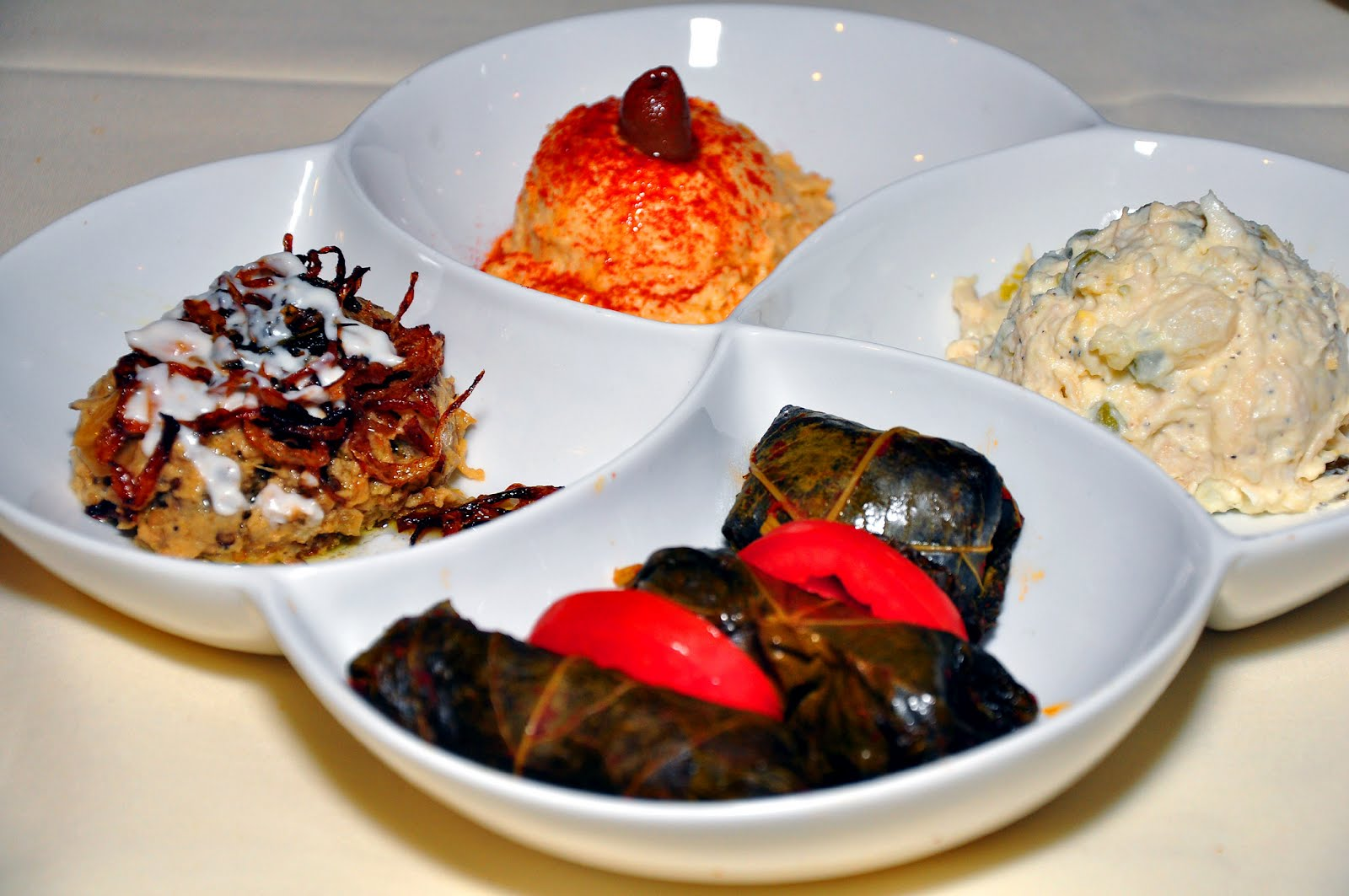Art and entertain me persian classics shine at arya for Arya authentic persian cuisine