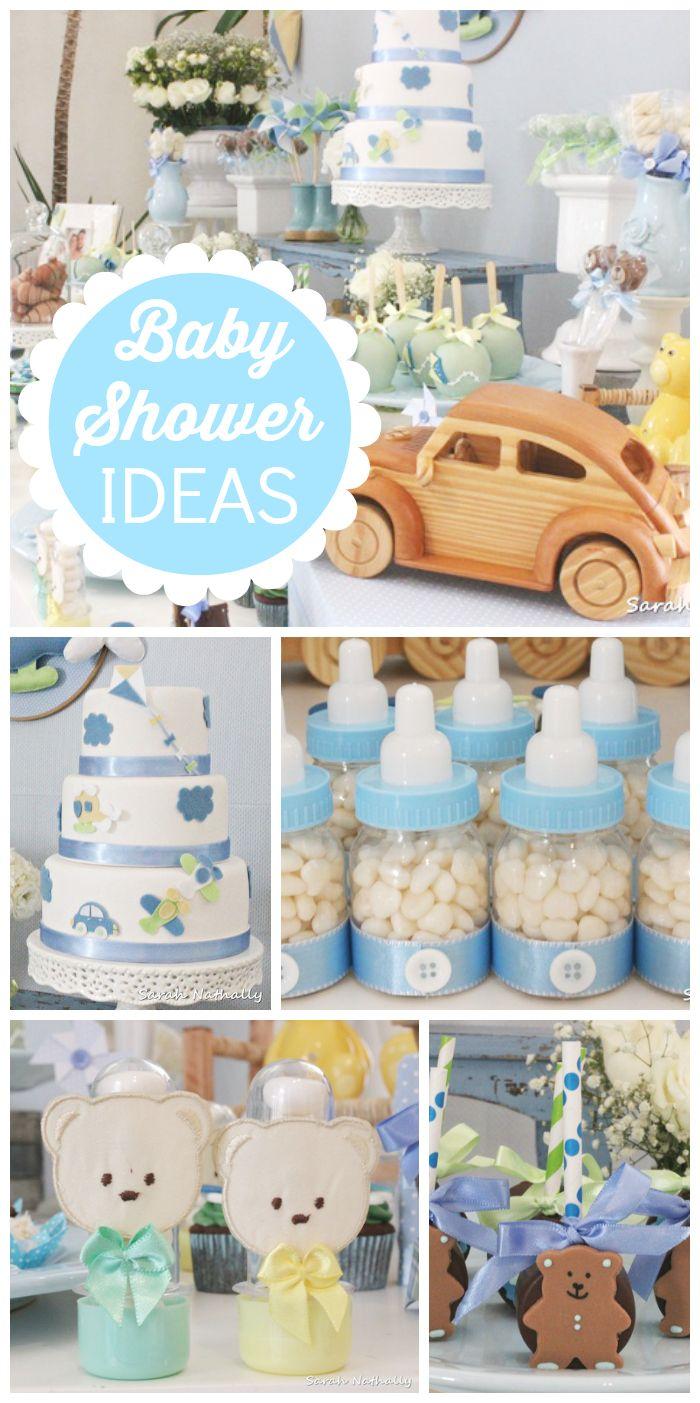 ideas para baby shower ni o una mami creativa