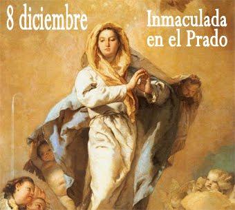 La Inmaculada de Giovanni Battista Tiepolo