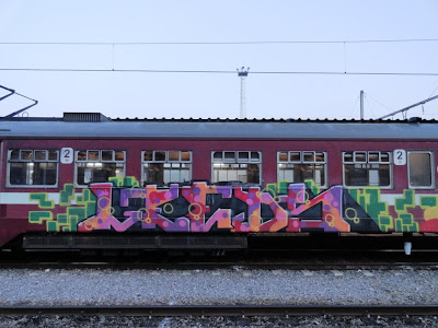 Rome Fume