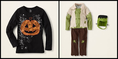 Halloween clothes