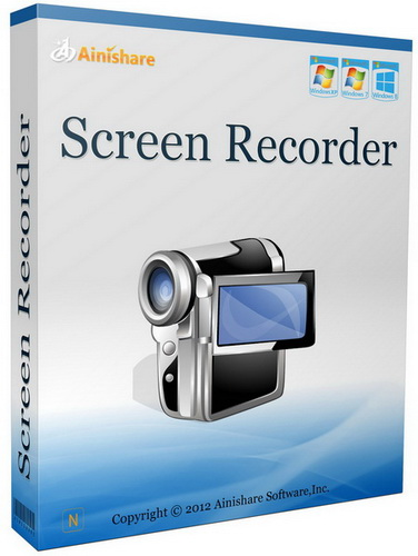 Ainishare Screen Recorder 2.0 Full Version + Crack Download