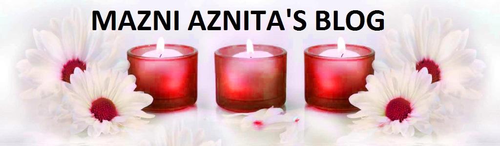 MAZNI AZNITA'S BLOG
