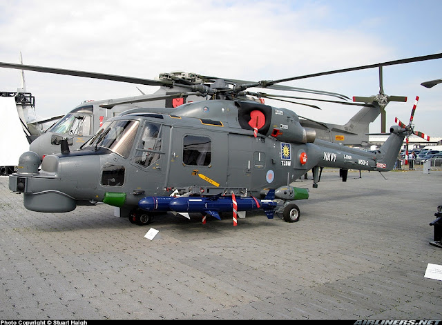 Helicopter - Malaysian Super Lynx