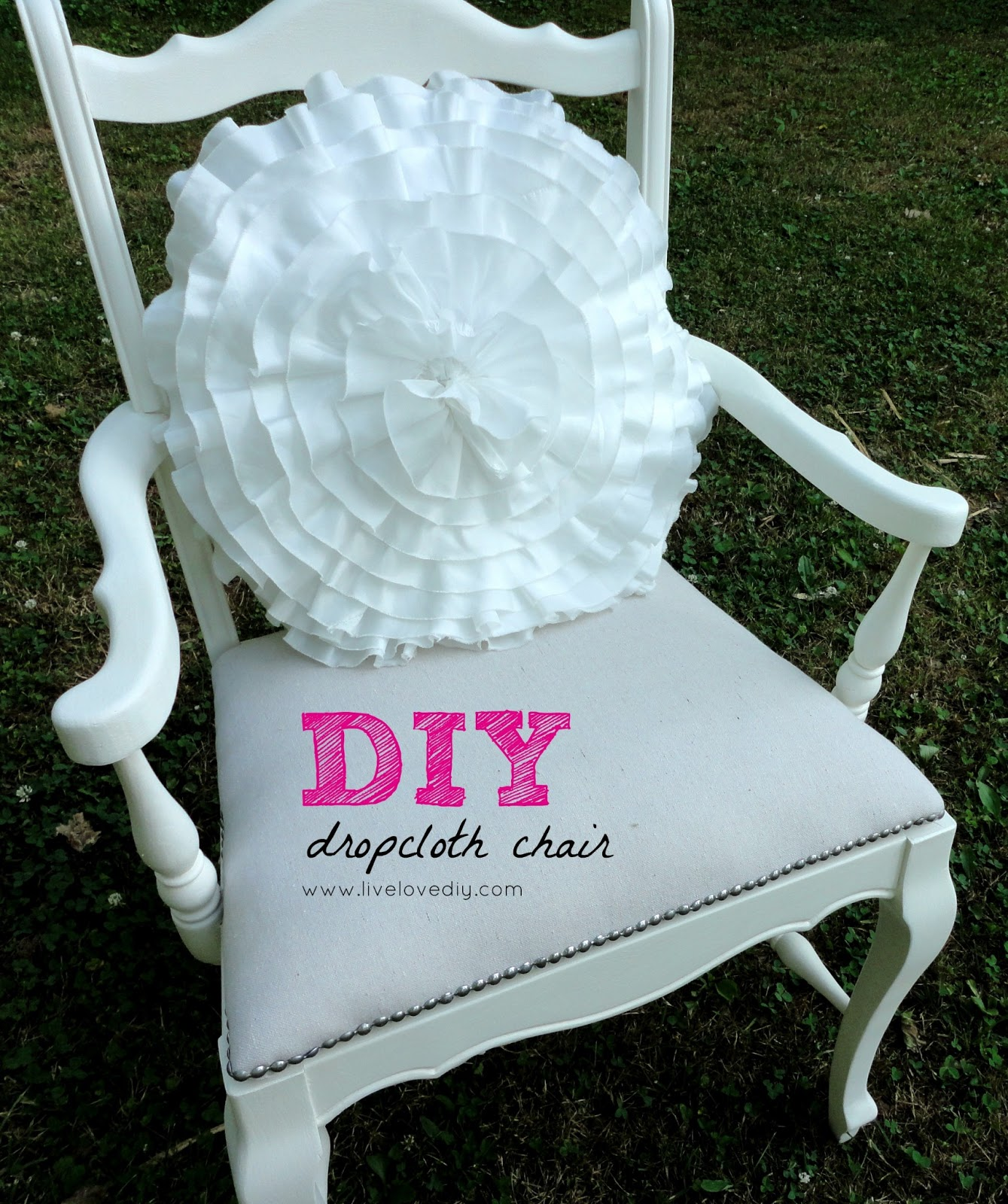 LiveLoveDIY: How To Reupholster A Chair: My 10 Best Chair Makeovers. Full resolution‎  portraiture, nominally Width 1339 Height 1600 pixels, portraiture with #A62575.
