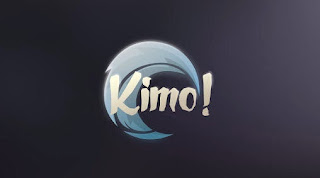 Screenshots of the Kimo! for Android tablet, phone.