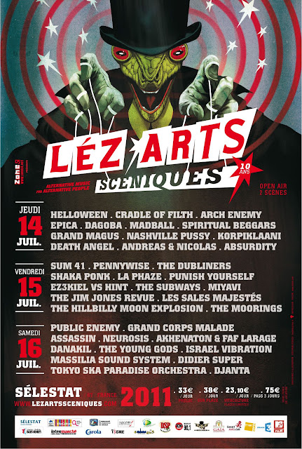 Léz'Arts Scéniques 2011