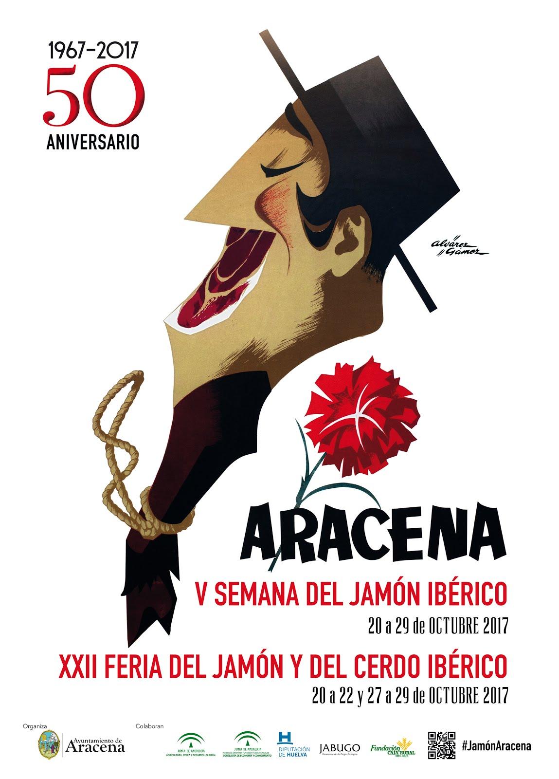 XXII Feria del Jamón de Aracena 2017