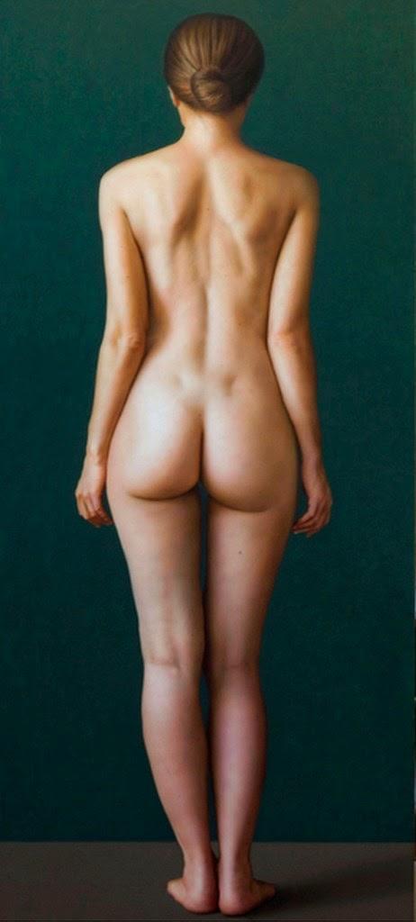 desnudo-femenino-de-espalda-al-oleo