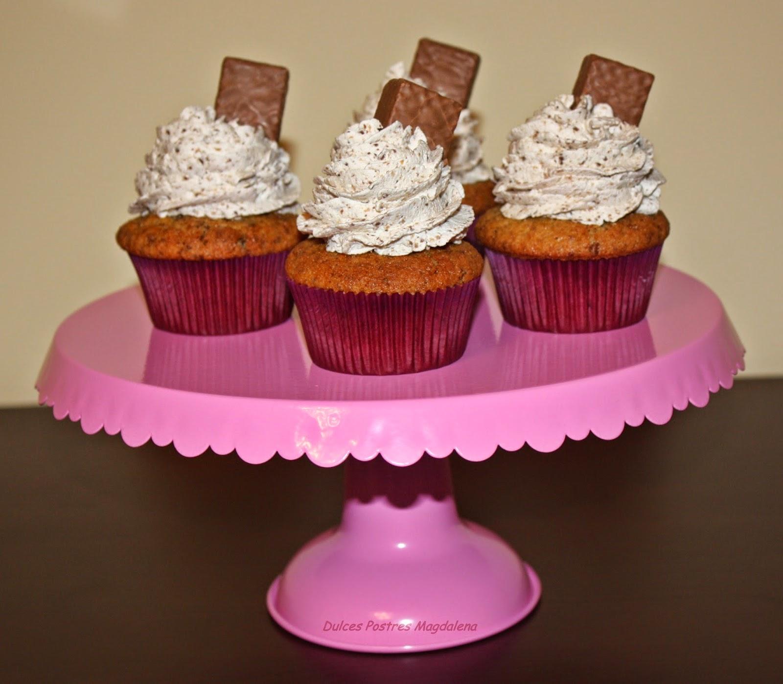 Cupcakes de Huesitos (paso a paso)