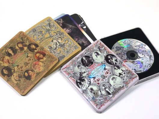 Pictures] How does SNSD's The Boys album look like? ~ Daily K Pop News