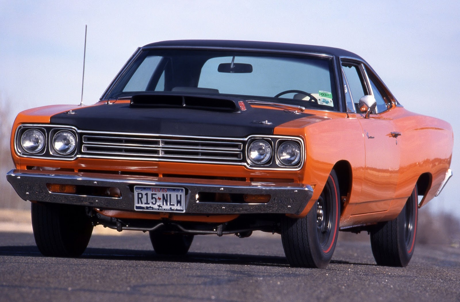 1968 Plymouth Road Runner Origin and Overview ~ Recent Muscle Cars Info