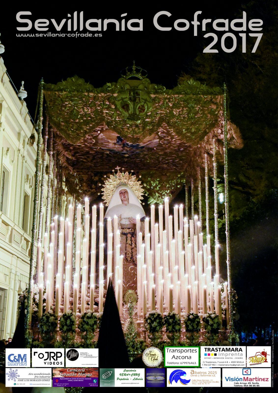 Cartel Sevillanía Cofrade 2017